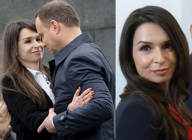 """Katolicki tabloid: """"W przypływie emocji Marta Kaczyńska przylgnęła do prezydenta"""""""