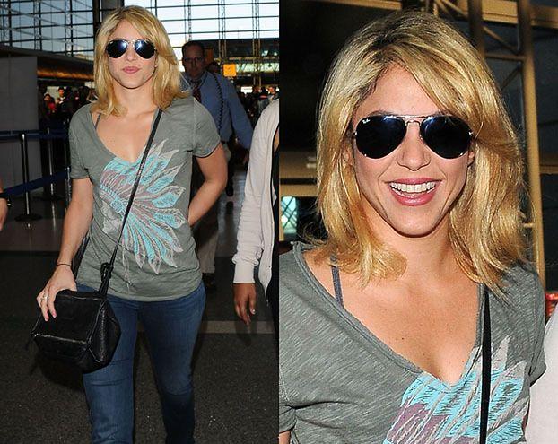 Shakira leci do Polski! (ZDJĘCIA)