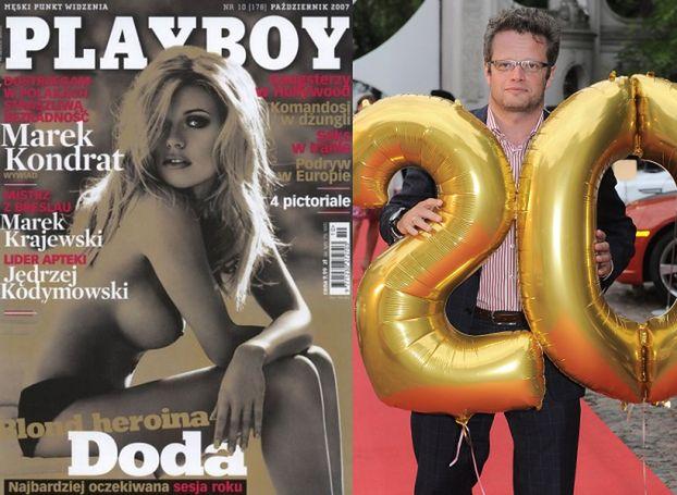 """Meller odchodzi z """"Playboya""""! Dlaczego?"""