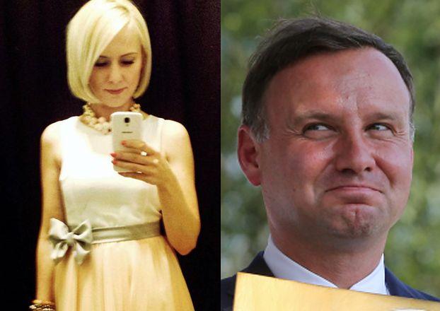 """Obiecała prezydentowi zdjęcie """"bez kiecki"""" i... dostała pracę w TVP!"""