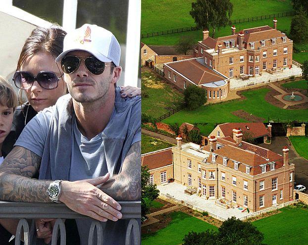 Beckhamowie sprzedają domy w Europie!