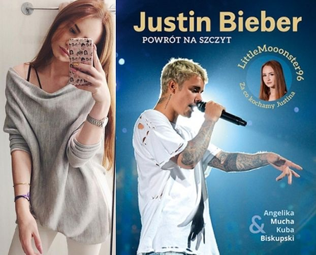 """""""Królowa Snapchata"""" WYDAJE KSIĄŻKĘ! O Justinie Bieberze"""