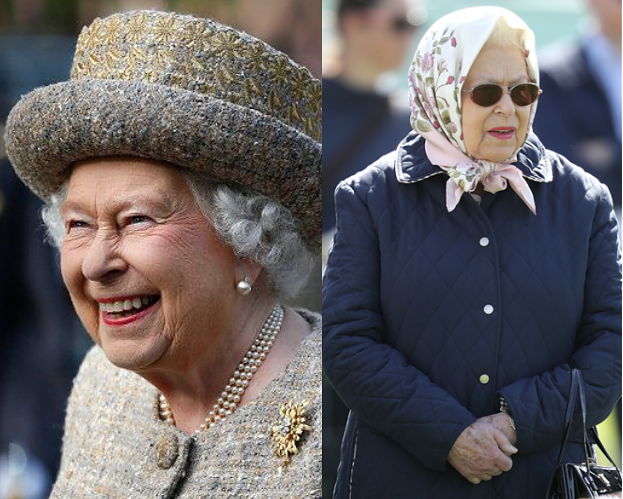 Elżbieta II gawędziła z amerykańskimi turystami, którzy jej NIE ROZPOZNALI. Spytali, czy widziała na własne oczy… królową