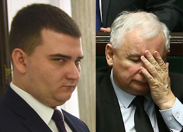 Bartłomiej Misiewicz został ZWOLNIONY z MON?!