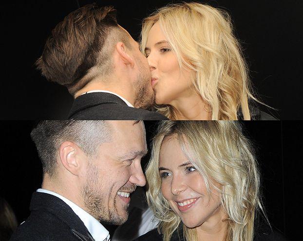 Sablewska całuje się z facetem (FOTO)