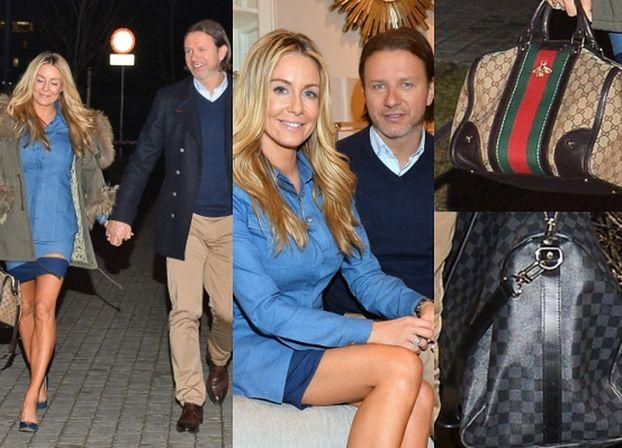 """Rozenek i Majdan poszli do """"showroomu"""" z torbami za... 16 TYSIĘCY! (ZDJĘCIA)"""