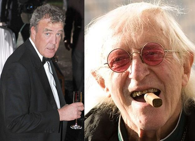 """Producent BBC porównuje Clarksona DO PEDOFILA! """"On jest jak Savile! Powinien pójść na odwyk!"""""""
