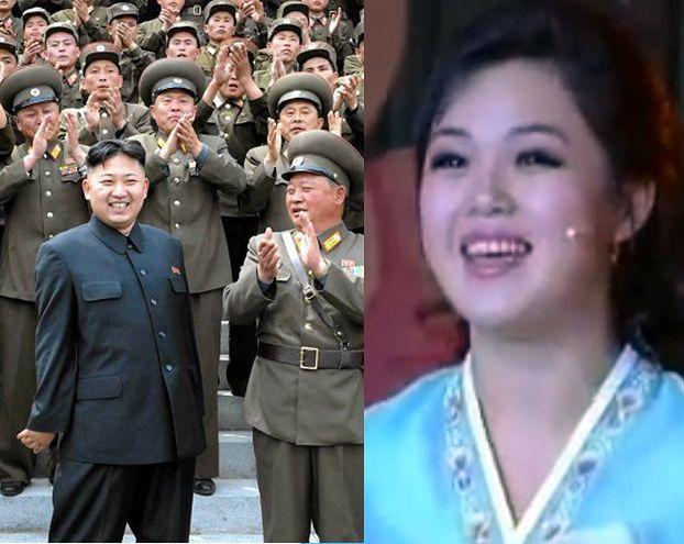 ROZSTRZELANO byłą kochankę Kim Dzong Una!