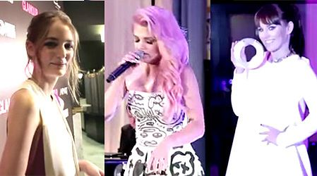 """Gwiazdy na gali """"Kobieta Roku Glamour""""!"""