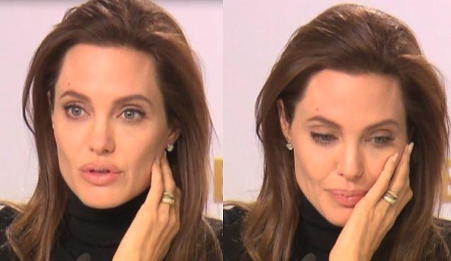 """Jolie: """"Zastanawiam się, czy jestem dobrą matką!"""""""