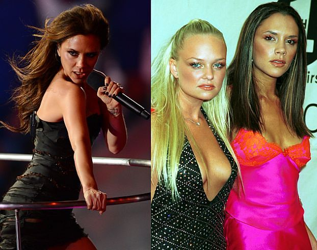 """Victoria Beckham: """"Na koncertach Spice Girls mój mikrofon zawsze był wyłączony!"""""""