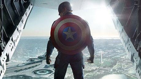 "Zwiastun ""Captain America 2""!"