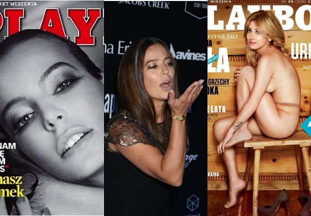 """Mucha ostro o rozbieranej sesji Żyły: """"Te zdjęcia są wyjątkowo niedobre.""""""""Playboy"""" SKOŃCZYŁ SIĘ NA MOJEJ SESJI"""""""