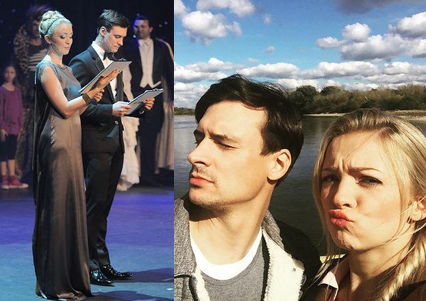 Kurdej-Szatan i Damięcki będą mieli romans w nowym serialu!
