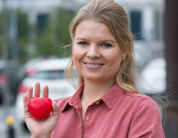 Marta Manowska zastanawia się, jak ma pogodzić karierę z miłością