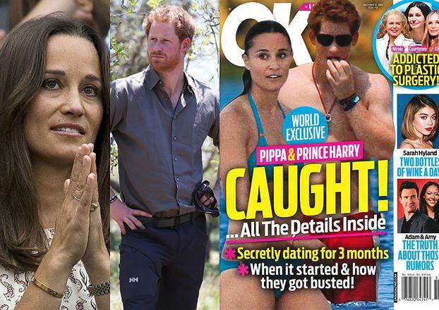 Książę Harry ma romans z... Pippą Middleton?!