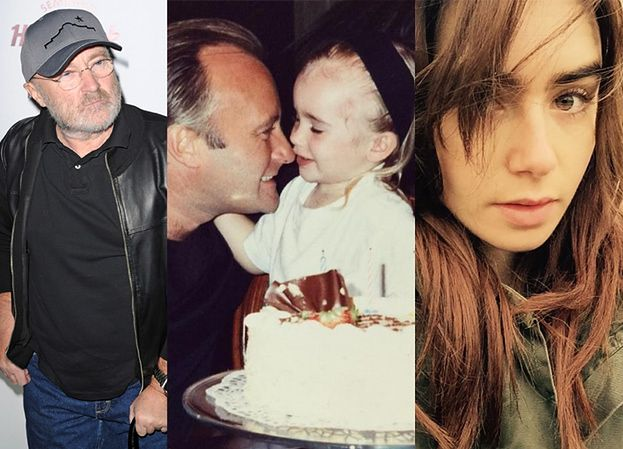 """Córka Phila Collinsa obwinia go o anoreksję i bulimię: """"Nie mogłam sobie poradzić z bólem. Moje kompleksy to wina ojca"""""""