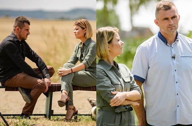 """""""Rolnik szuka żony"""": Rolnicy dokonali ostatecznego wyboru kandydatek. """"Opłacało się, bo na koniec buziaka dostałem"""""""