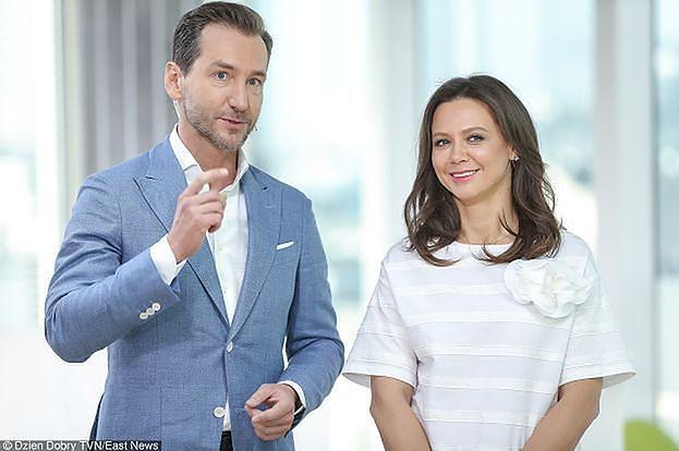 """Kinga Rusin """"wkracza dziarskim krokiem"""" w nowy sezon """"Dzień Dobry TVN"""". Uspokojeni? (WIDEO)"""