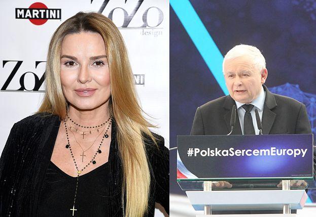 """Hanna Lis broni społeczności LGBT i ostrzega: """"Wrogość wobec własnych rodaków wpędzi nas w objęcia Putina"""""""