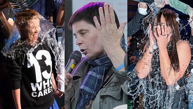 """Ochojska o celebryckim splashu: """"Jestem przeciwna niepotrzebnemu wylewaniu wody!"""""""