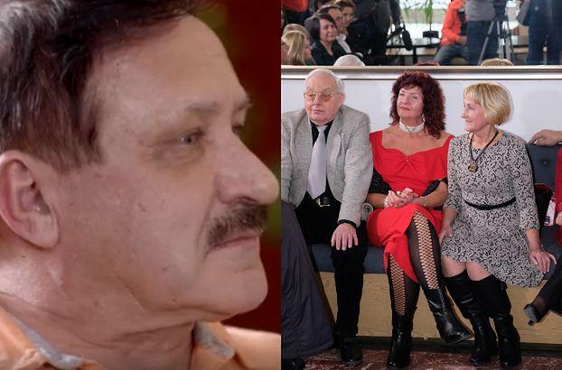 """Ryszard z """"Sanatorium miłości"""" ujawnia swoją smutną historię: """"Dwa lata po ślubie zostałem na rok sam z noworodkiem, żona w szpitalu"""""""