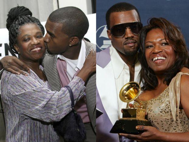 """Kanye West: """"Gdybym nie przeprowadził się do Los Angeles, moja matka by żyła"""""""