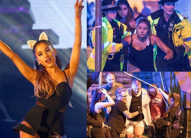 """Świadkowie zamachu na koncercie Ariany Grande w Manchesterze: """"W hali było pełno DZIECI. Szok, panika i krzyki, wszędzie wokół leżały ciała"""""""