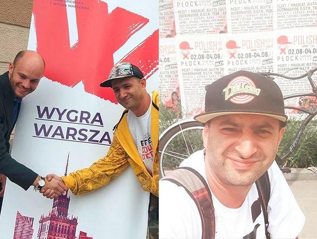 """Raper Wujek Samo Zło wystartuje w wyborach samorządowych: """"Trzeba przewietrzyć w tym urzędzie"""""""