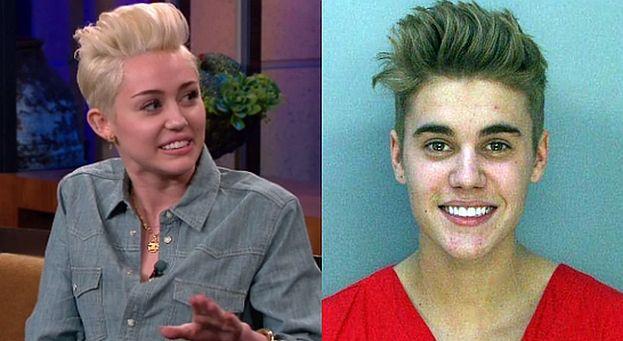 """Cyrus do Biebera: """"Imprezuj w domu, PŁAĆ LUDZIOM ZA MILCZENIE!"""""""
