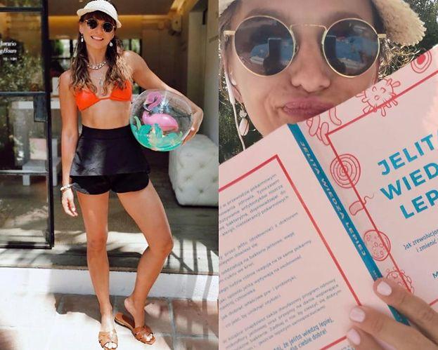 """Anna Lewandowska """"narzeka"""" na wakacje z dziećmi: """"Plany vs rzeczywistość"""""""