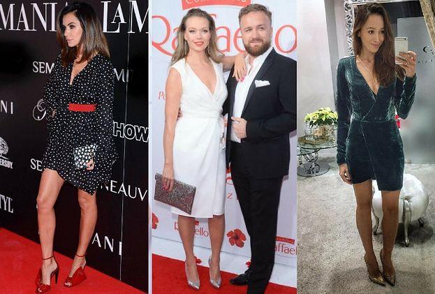 Najmodniejsze sukienki kopertowe - przegląd trendów