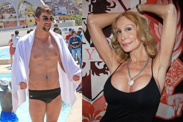 """Phelps szukał w sieci kochanki po zmianie płci! """"PODNIECAŁO GO TO"""""""