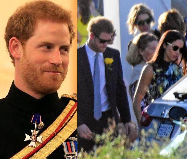 Z OSTATNIEJ CHWILI: Książę Harry i Meghan Markle się zaręczyli!
