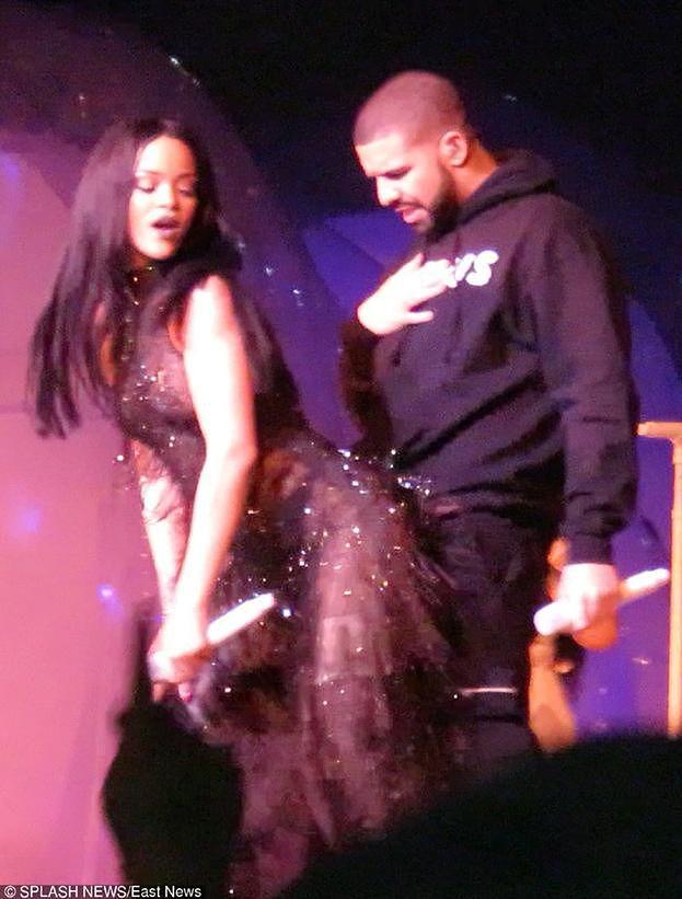 Drake i Rihanna randki 2014