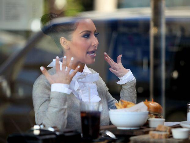 """Kim: """"Zjem swoje łożysko w reality show"""""""