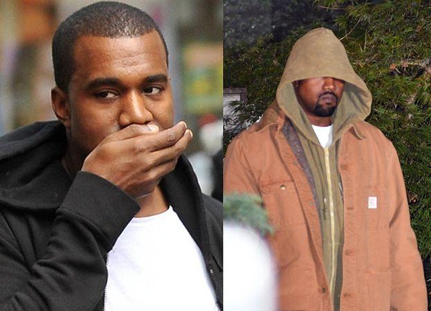 """Kanye West cierpiał na """"tymczasową psychozę""""… """"Jego stan psychiczny jest zły"""""""