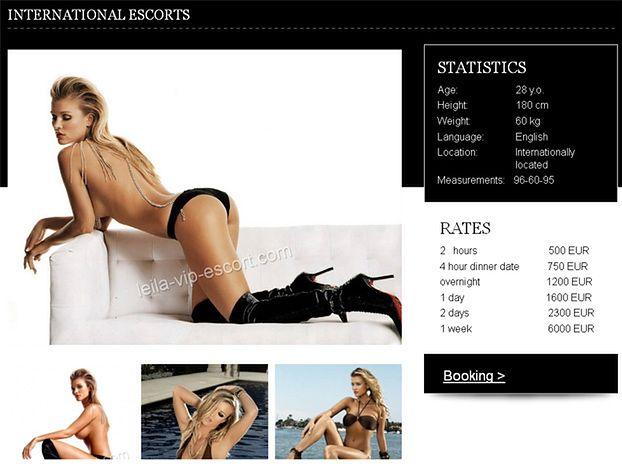 """Krupa na stronie z """"prostytutkami VIP""""?! (ZDJĘCIA)"""
