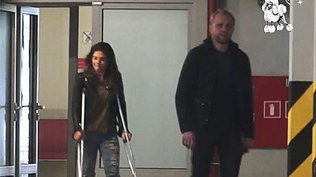 Rosati i Adamczyk wychodzą ze szpitala!