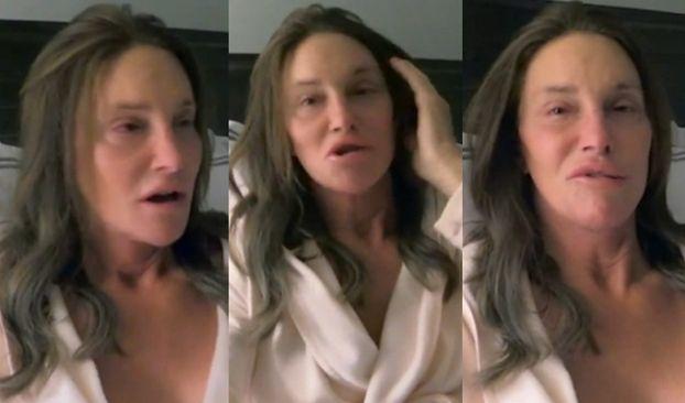 Caitlyn Jenner W ŁÓŻKU, BEZ MAKIJAŻU w nowym reality show! (FOTO)
