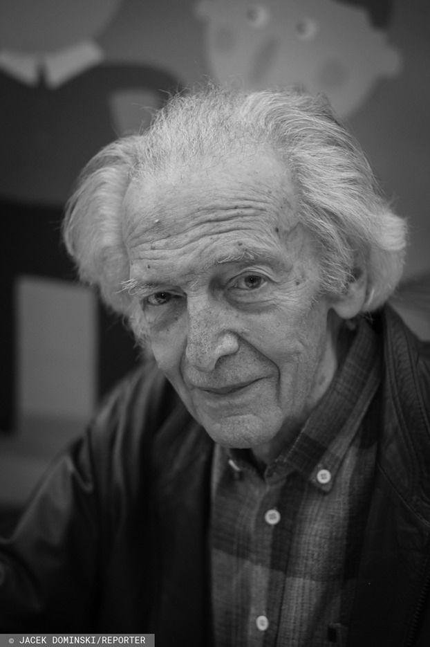 Bohdan Butenko nie żyje. Rysownik i pisarz miał 88 lat