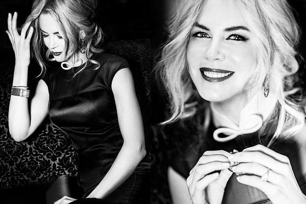 """""""Odmłodzona"""" Nicole Kidman w nowej sesji"""