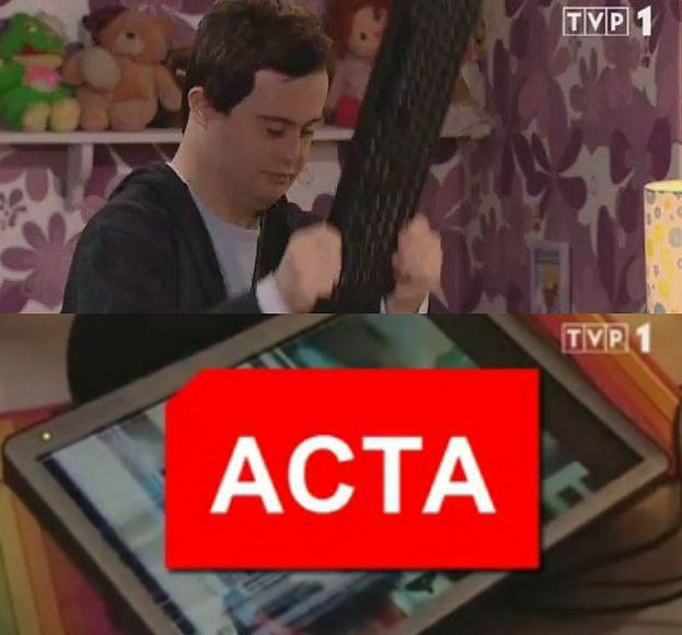 Nasz głos w sprawie ACTA :)