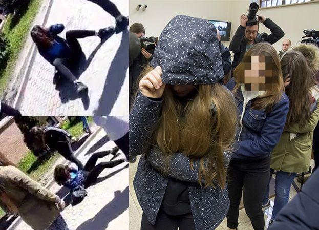 """Brutalne gimnazjalistki z Gdańska skazane! """"Działały w ramach grupy noszącej ZNAMIONA GANGU"""""""