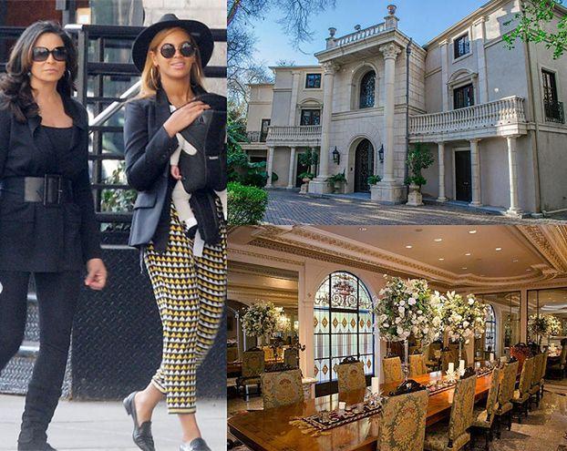 Beyonce kupiła matce willę za 6 MILIONÓW!