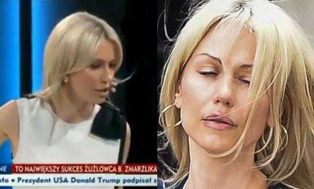 """Magdalena Ogórek NAWRZESZCZAŁA na gościa na antenie TVP i kazała mu wyjść. """"MOMENT, teraz ja mówię CZŁOWIEKU!"""""""