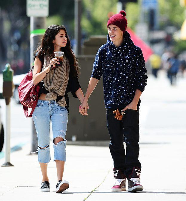 Selena Gomez jest teraz randką Justin Bieber
