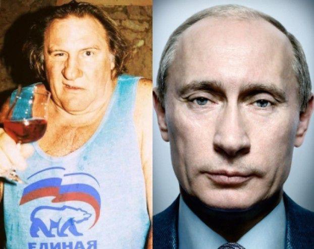 """Depardieu: """"Chwała Rosji! To WIELKA DEMOKRACJA!"""""""