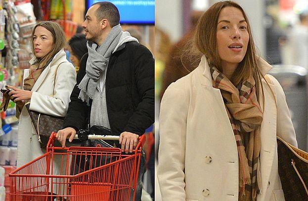 Chodakowska bez makijażu z mężem na zakupach (ZDJĘCIA)