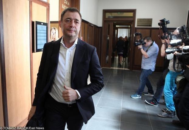 """Jacek Rozenek przeszedł udar? """"Rodzina nie chce komentować"""""""